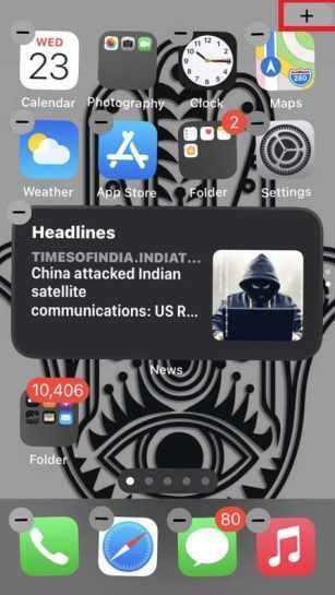 iPhone'da jiggle modu
