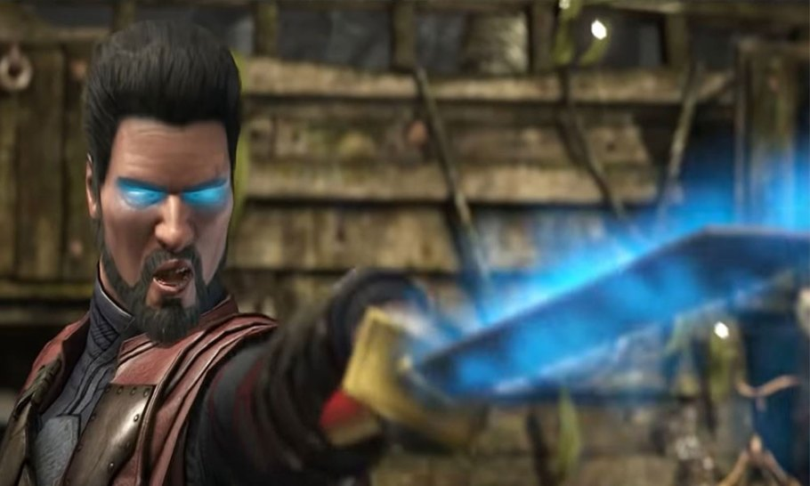 Mortal Kombat X'te Kenshi Nasıl Oynanır