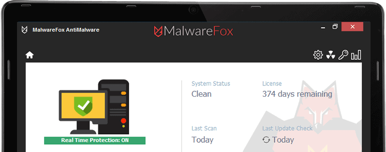 MalwareFox Android Uygulaması