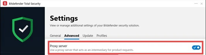 proxy-server-bitdefender-hatası