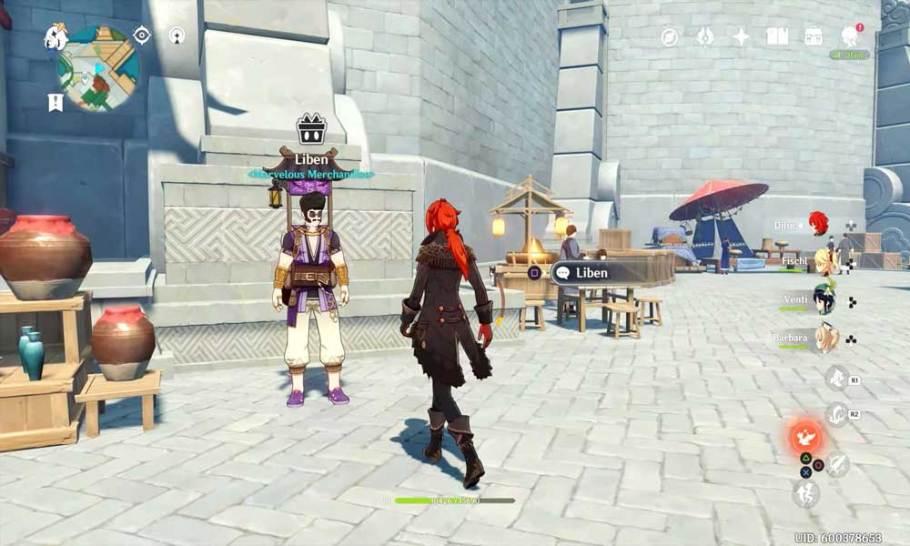 Genshin Impact Traveling Merchant Location: Marvelous Merchandise Etkinliğinin 7. Günü.