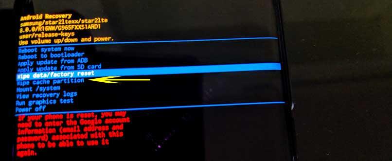 Samsung Galaxy F41'de Önbellek Bölümü Nasıl Silinir