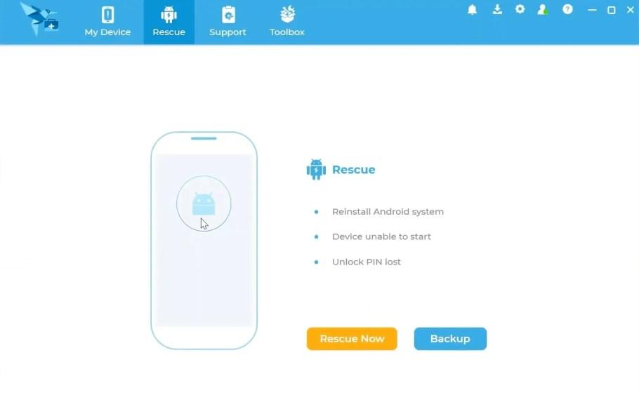 cihaz kurtarma Motorola Rescue and Smart Assistant Tool