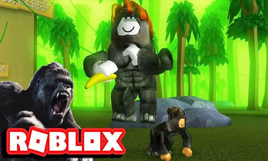 Roblox Gorilla Kodları (Kasım 2020)