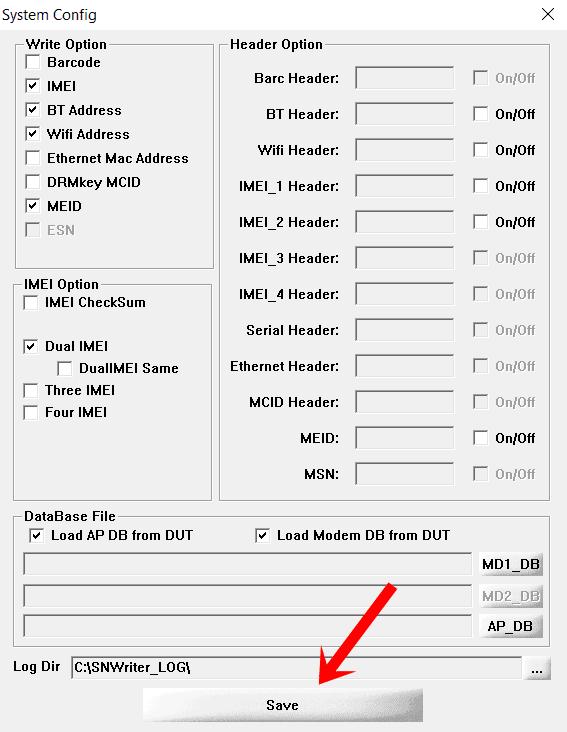 imei параметры номера umdigi
