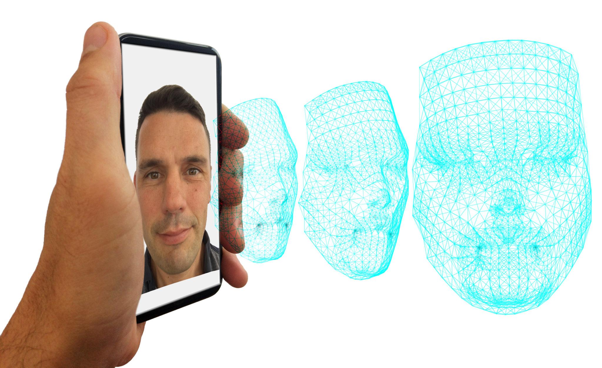 ARkit facial recognition