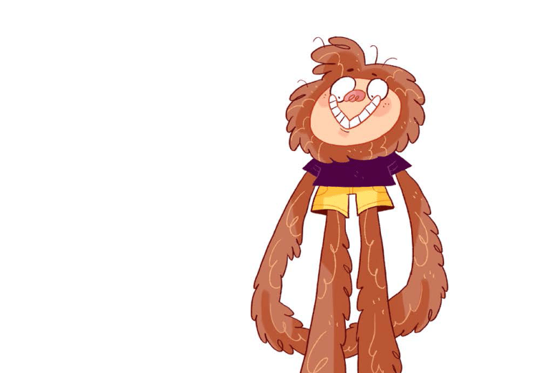 Norm from Creature Campers