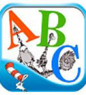 Dr. Seuss ABC is a great reading app for preschoolers and kindergarteners.