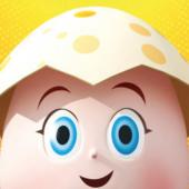 Reading Eggs Learn to Read is a great reading app for preschoolers and kindergarteners.