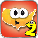 Stack the States 2 app
