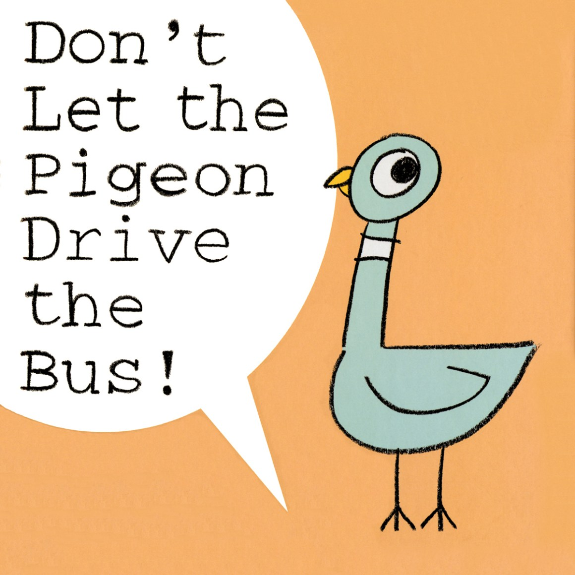 Don't Let the Pidgeon Drive the Bus is one of the best audiobooks for 5-year olds.