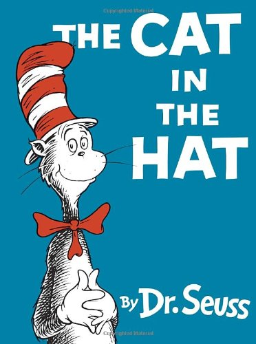 The Cat in the Hat is one of the best audiobooks for 5-year olds.