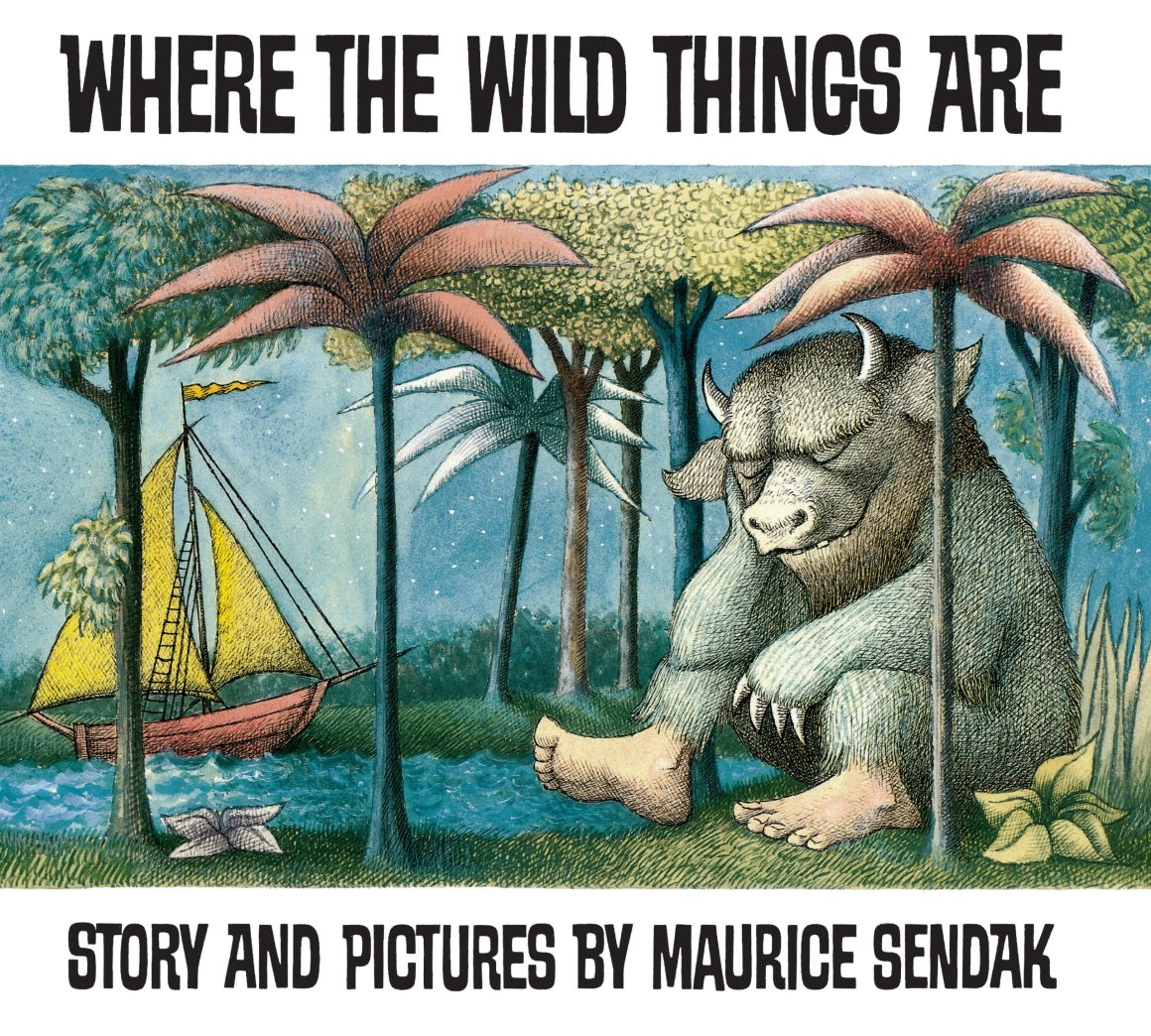 Where the Wild Things Are is a great classic audiobook for 5-year olds.