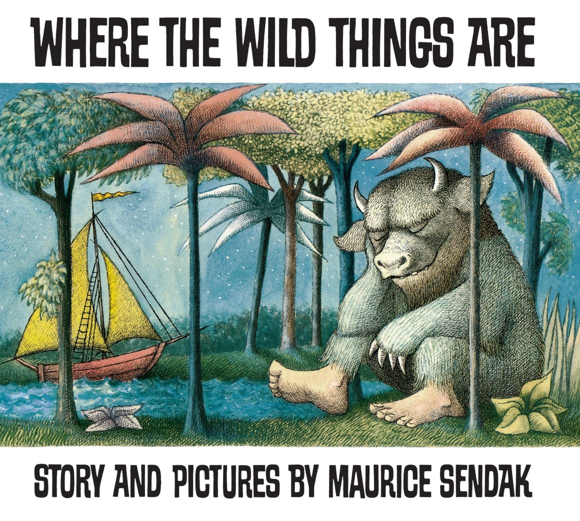Where the Wild Things Are is one of the best audiobooks for 5-year olds.