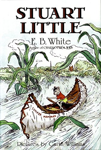 Stuart Little is one of the best audiobooks for 5-year olds.