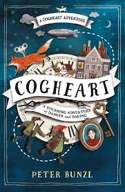 cogheart chapter book