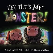 hey that's my monster picture book