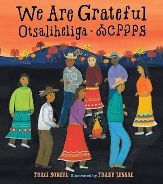 Kids' book: We are Grateful