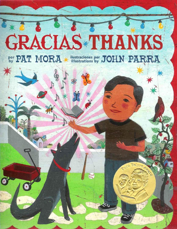 Kids' book: Gracias: Thanks