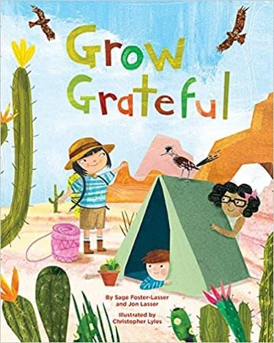 Grow Grateful kids' book
