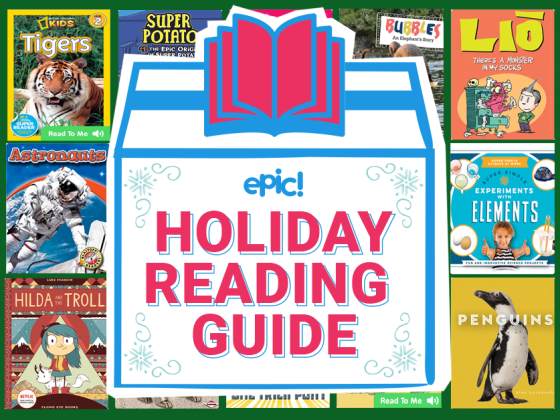 The Epic Holiday Reading Guide.