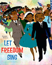 Best History Books for Kids: Let Freedom Sing