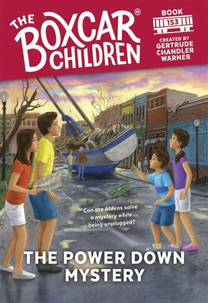 Best 13 mystery books for kids: Boxcar Children