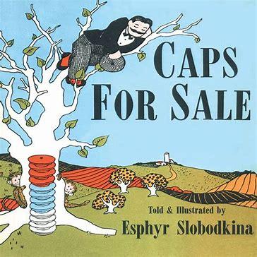 Classic children's picture books: Caps for Sale