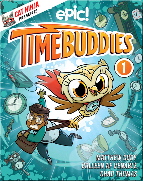 Epic Originals: Time Buddies