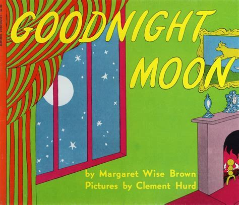 Best books for toddlers: Goodnight Moon