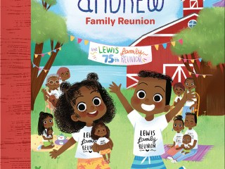 Best books for 7-year olds: Ana and Andrew - Family Reunion