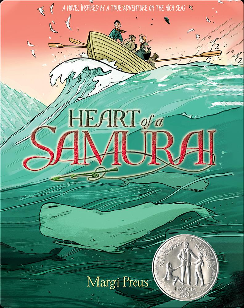 Best books for 6th graders: Heart of a Samurai