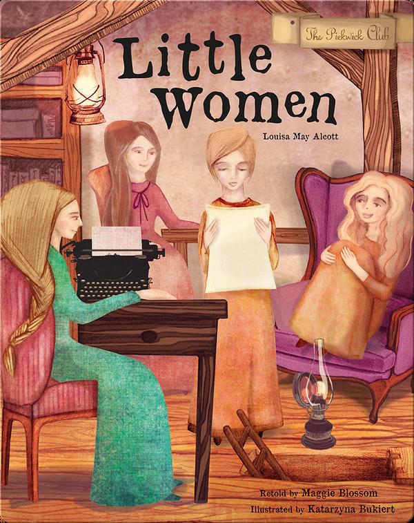 Best classic books for kids: Little Women