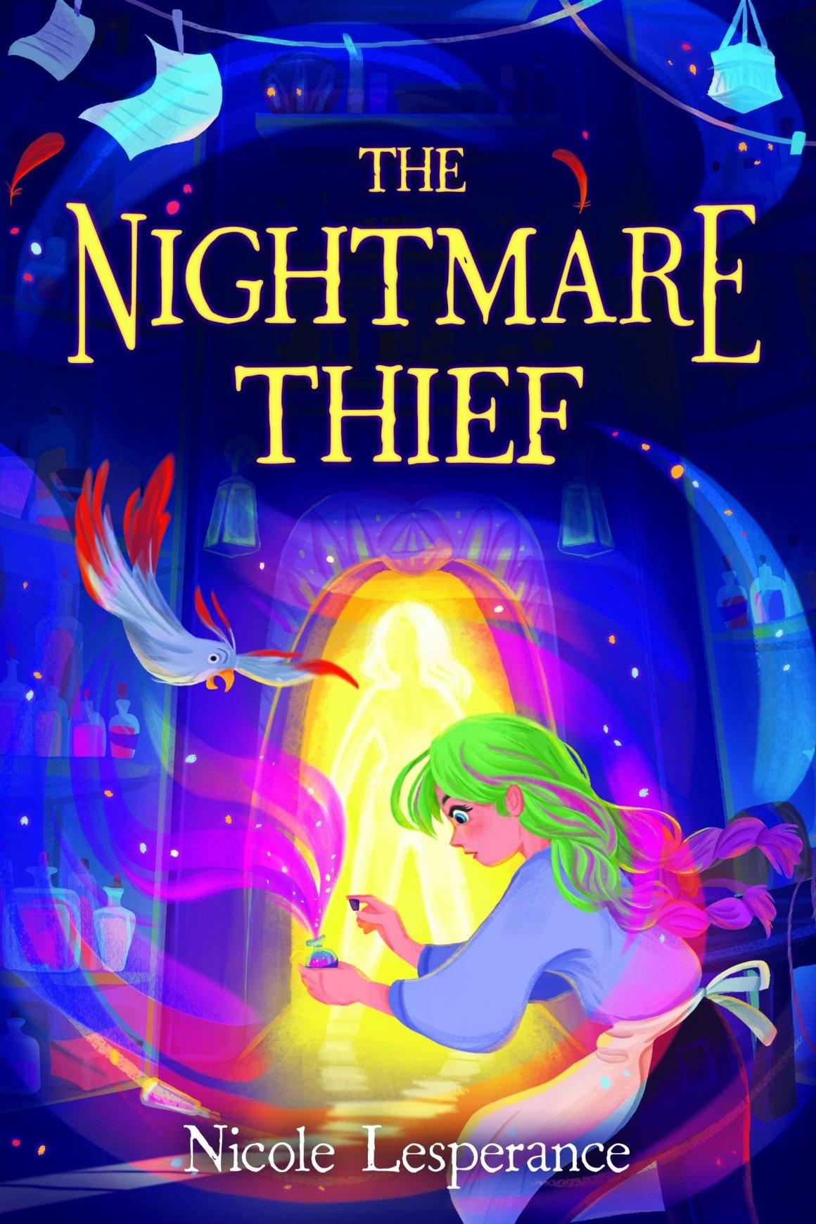 Best fantasy books for kids: Nightmare Thief
