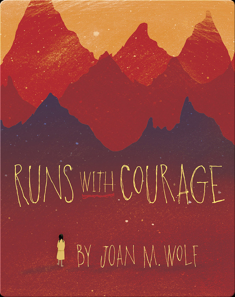 Best books for 6th graders: Runs With Courage