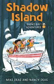 Digital kids books: Shadow Island