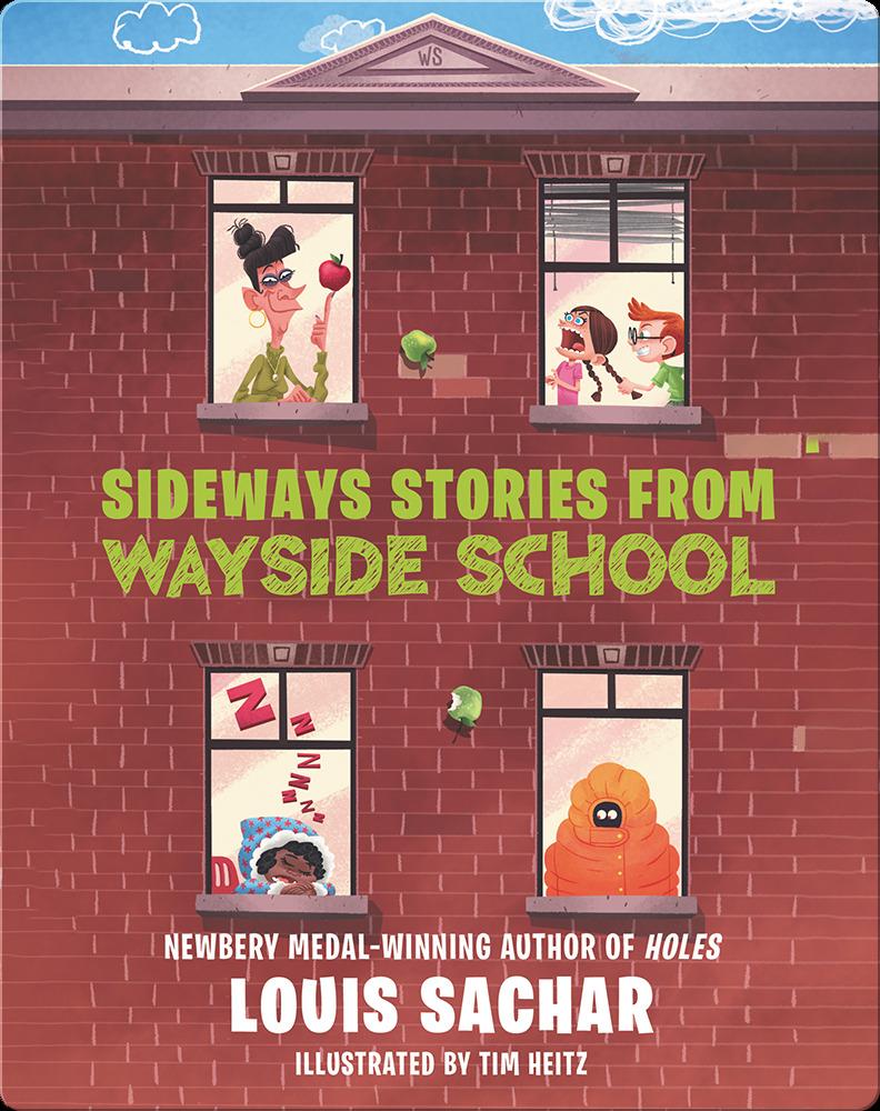 Best novels on Epic: Sideways stories from Wayside School