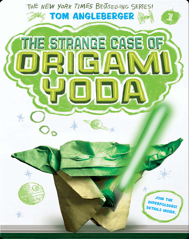Best books for 6th graders: The Strange Case of Origami Yoda