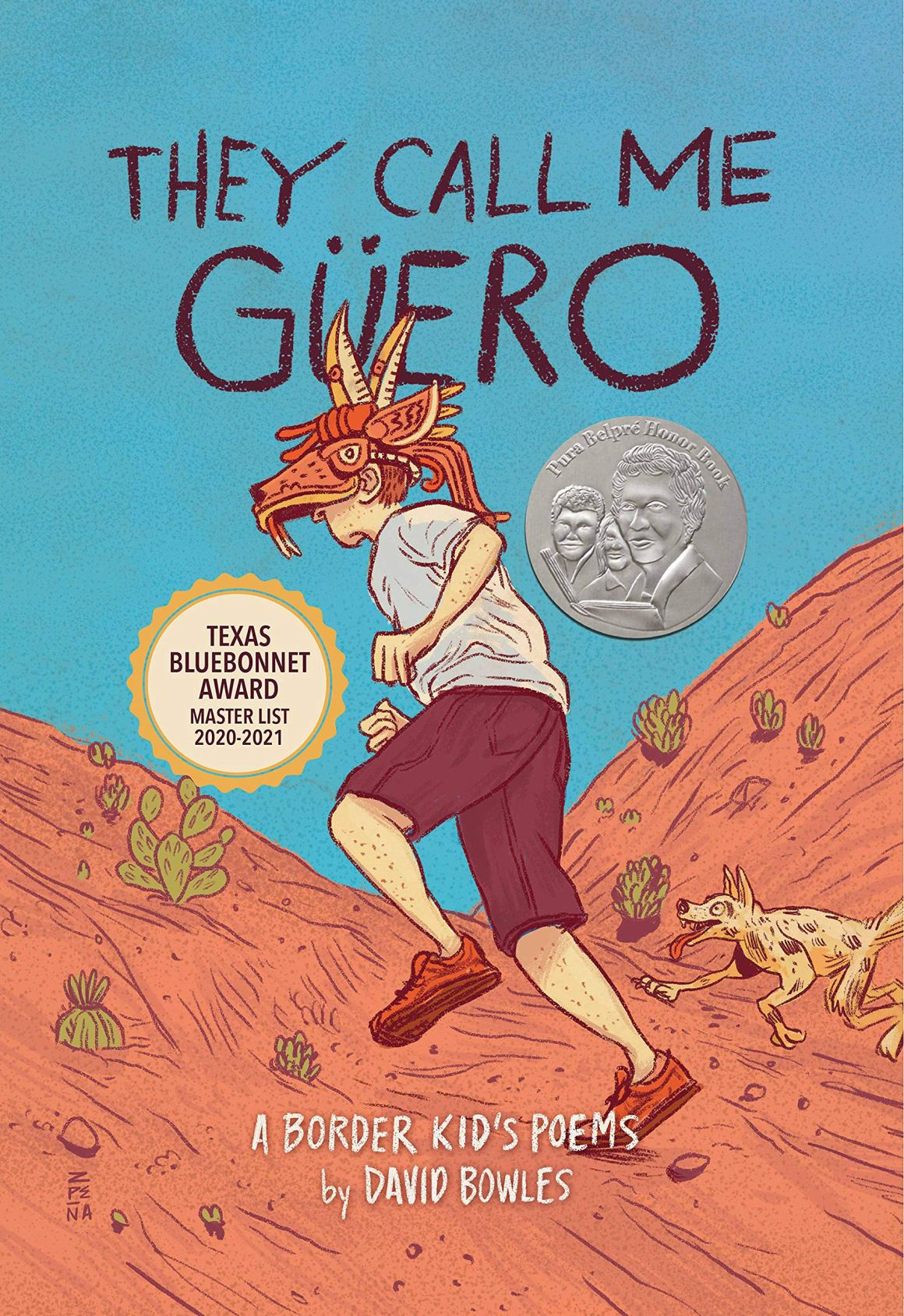 Best novels on Epic: They Call Me Güero- A Border Kid's Poems