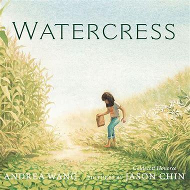 Digital kids books: Watercress