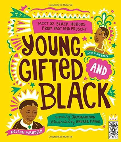 Nonfiction books for kids: Young, Gifted and Black