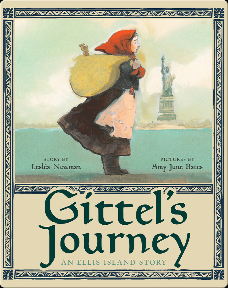 Best historical fiction books for kids: Gittel's Journey