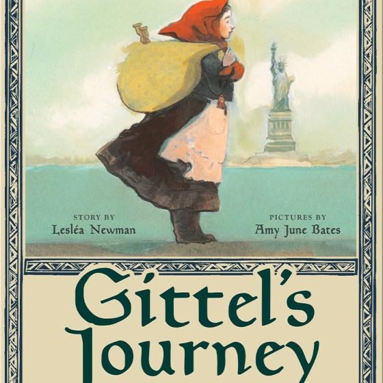 Best historical fiction books for kids: Gittel's Journey
