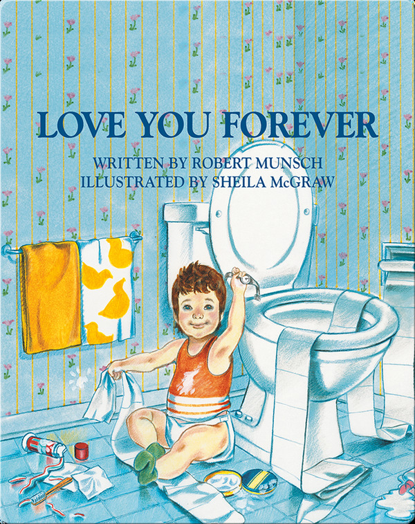 Best Read-Alouds for Kids: Love You Forever