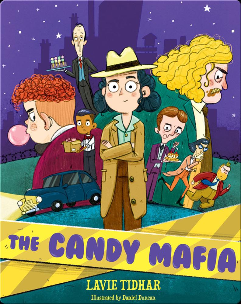 New books on Epic: The Candy Mafia