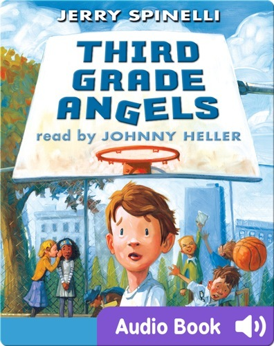 Best realistic fiction books for kids: Third Grade Angels