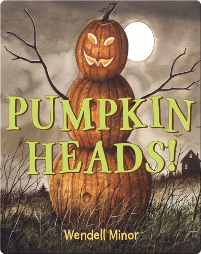 New Epic books: Pumpkin Heads