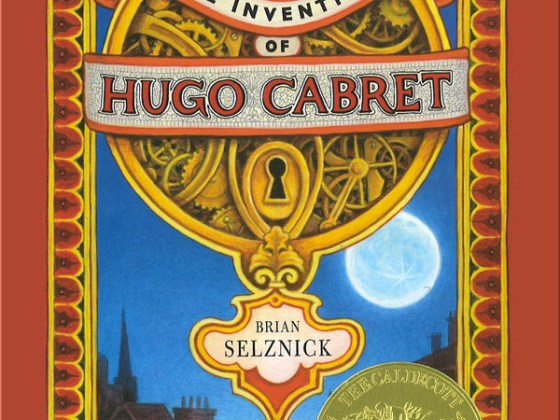 Best Audiobooks for Kids: The Invention of Hugo Cabret - audio