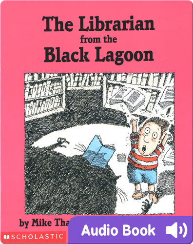 Are audiobooks as good as reading? Check out The Librarian From the Black Lagoon