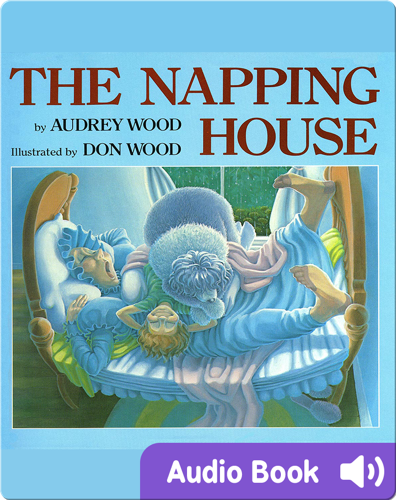 Are audiobooks as good as reading?: The Napping House